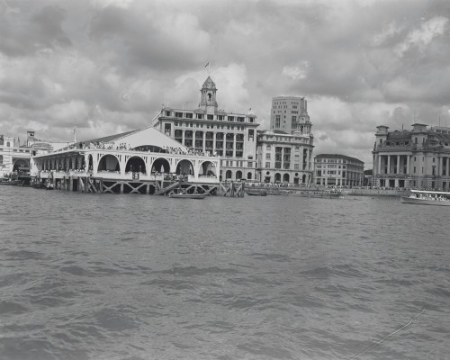Old Clifford Pier