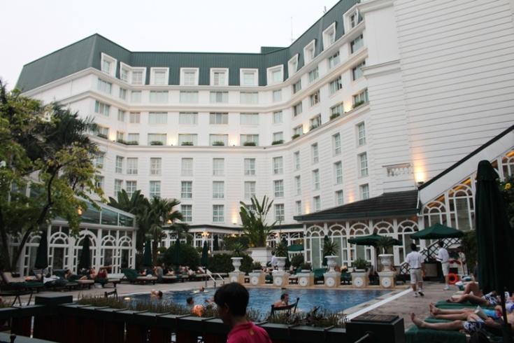 Sofitel Legend Metropole Hanoi Poolside